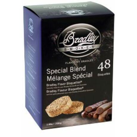 Bradley Special füstölőpogácsa 48db