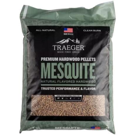 Traeger Pellet 9 kg - Mesquite